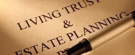 Living Trust and Estate Plan Image