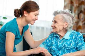 patient caregiver photo