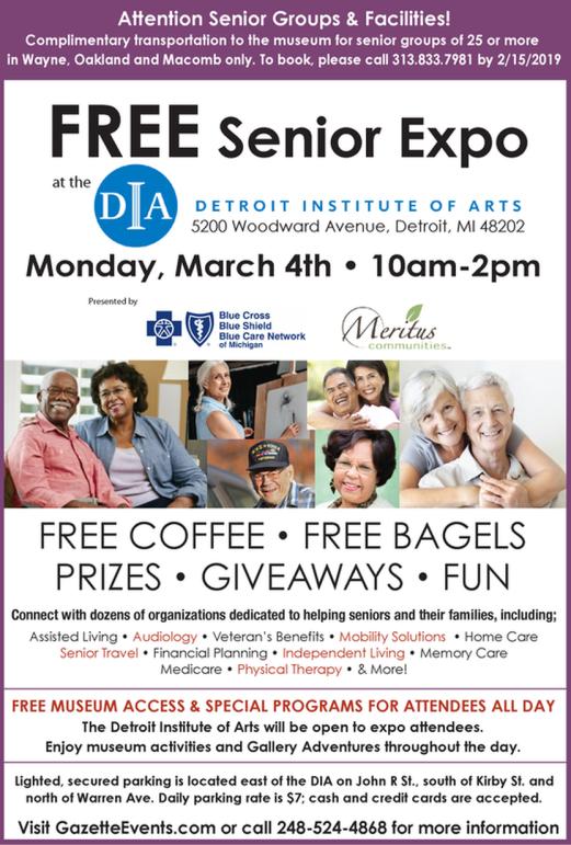 Senior Expo at DIA